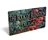 I am on Andy Skinners Book of Ruination online workshop